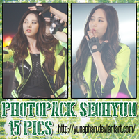 PHOTOPACK SeoHyun (SNSD) #89 by YunaPhan
