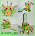 Caterpillar Kog'maw Plushie by Fiendle