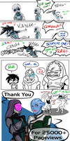 ::Thank You 25K:: by BunnyNuggetz