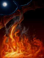 From the Infierno by lonedragon155