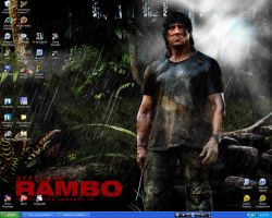Windows XP - Rambo Wallpaper 6 by CrazyDave55811