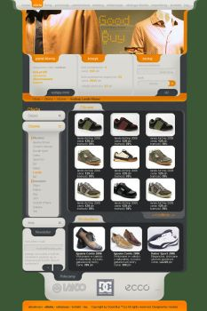Good Buy - Clothing Shop by noobas