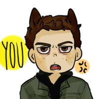 [GIF] Teen Wolf - you can't kill me by Bisho-s