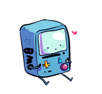 Beemo by 0rangerubberducky