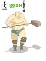 Irish Hammer by beardrooler