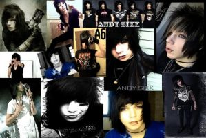 ANDY SIXX by TallyBaby13