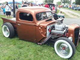 Ratted up rod by thedirestraits