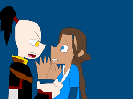 Zutara: I'll Save You From The Pirates by SmoothCriminalGirl16
