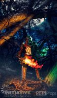 Dragon Age Inquisition Cosplay SKSProps by SKSProps