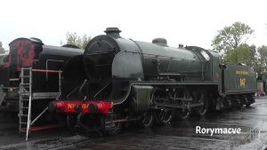Southern Railway 847 at Sheffield Park by The-Transport-Guild