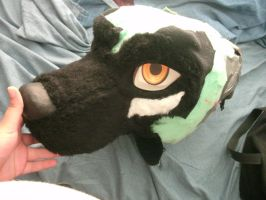 toony fursuit eyes test by AlieTheKitsune