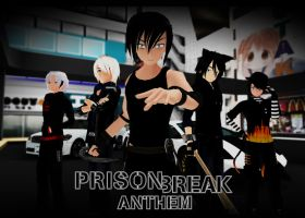 PRISON BREAK ANTHEM by TehPuroisen