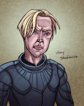 Brienne of Tarth by Stnk13