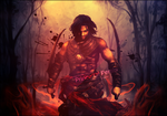 Prince Of Persia by NeRrOo