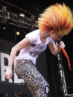 Soundwave 10 Hayley Williams 3 by MichaelDebevec