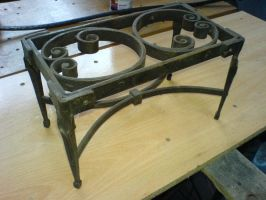 Pot stand by Steelspike