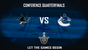 Canucks Conference Quarterfinal Matchup Wallpaper by bameroncerry