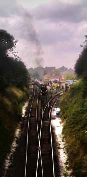 The Railway Line by ImageMagic