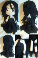 Commission - Hecate MiniChbi Plush by mihijime