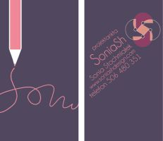 Business Card by SoniaSh