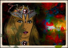 EARTH GODDESS by SCT-GRAPHICS