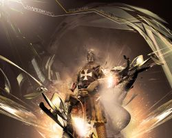 Knight by JoaoPedroPG