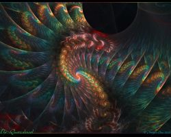 The Quetzalcoatl by Alterren