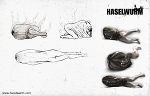 Haselwurm sketches IV by dcf