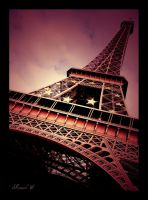 La Tour Eiffel by Raisil