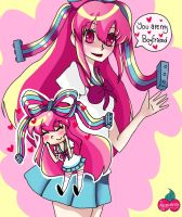 My Name Is Giffany by Alicexandy