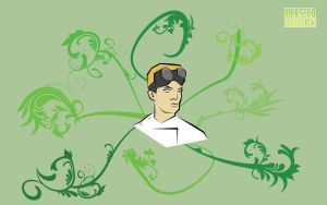 Dr. Horrible Wallpaper by zedi0us