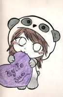 Panda Child by Kagome2937