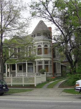 Victorian House Stock 2 by chamberstock