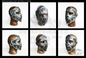 Armor Knight Masks (2) by nondecaf
