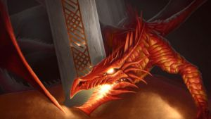Smaug by Corwin-Cross
