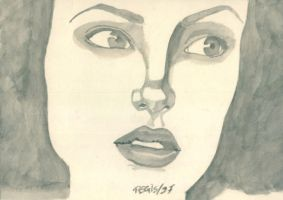 Girl portrait by Regis-AND