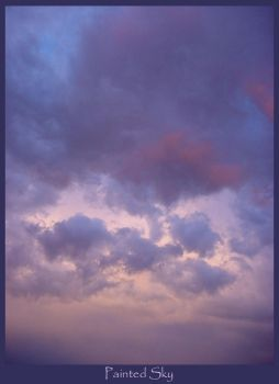 Painted Sky by kaiein