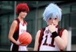 Kuroko no Basket - one on one by NanjoKoji