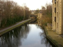 Lancaster Canal by Chromone