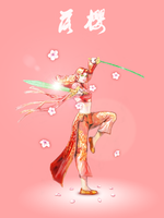 LuoYing by jjfwh
