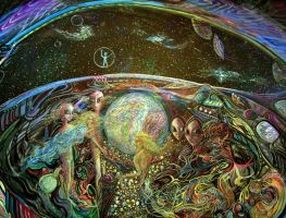 Star Seeders by KellyDelRosso