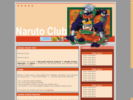 Naruto-Club by Norven