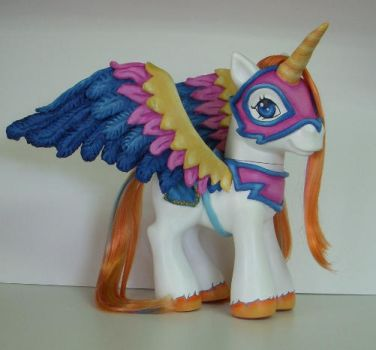 MLP Custom Styling Swiftwind by colorscapesart