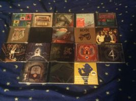 My CD Collection by UKD-DAWG