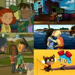 My 5 Fave Nicktoons Inter-racial Pairings by WG2020TV