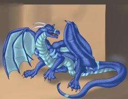 Blue Scales: Part 5: The talk of the Con. by Lucern7