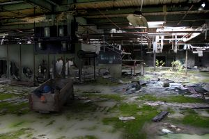 Luigi in the Tannery by BobVPR