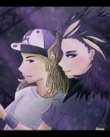 - The Kaulitz Twins - by Filly777