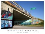 Welcome to Montreal by cezars