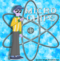 Micro Chips by Cyber-murph